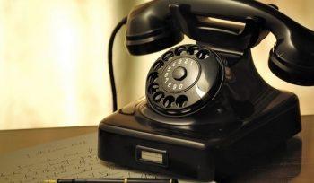 飲食店の電話とネット