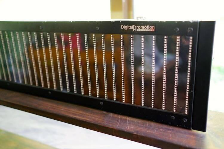 DPS-150 集客する電光掲示板